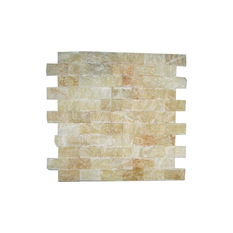 DECORATIVE ONYX MESH MOSAIC 30.5 x 30.5 cm