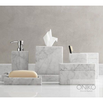Bathroom Accessories In Natural Stone  Marble Bego